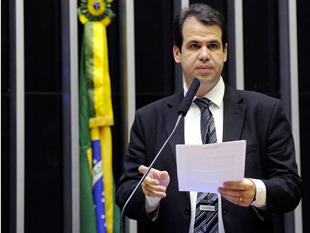 Aureo Ribeiro é eleito presidente da Comissão de Fiscalização Financeira e Controle
