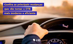 Novas regras do Código de Trânsito Brasileiro valem a partir desta segunda (12/04)