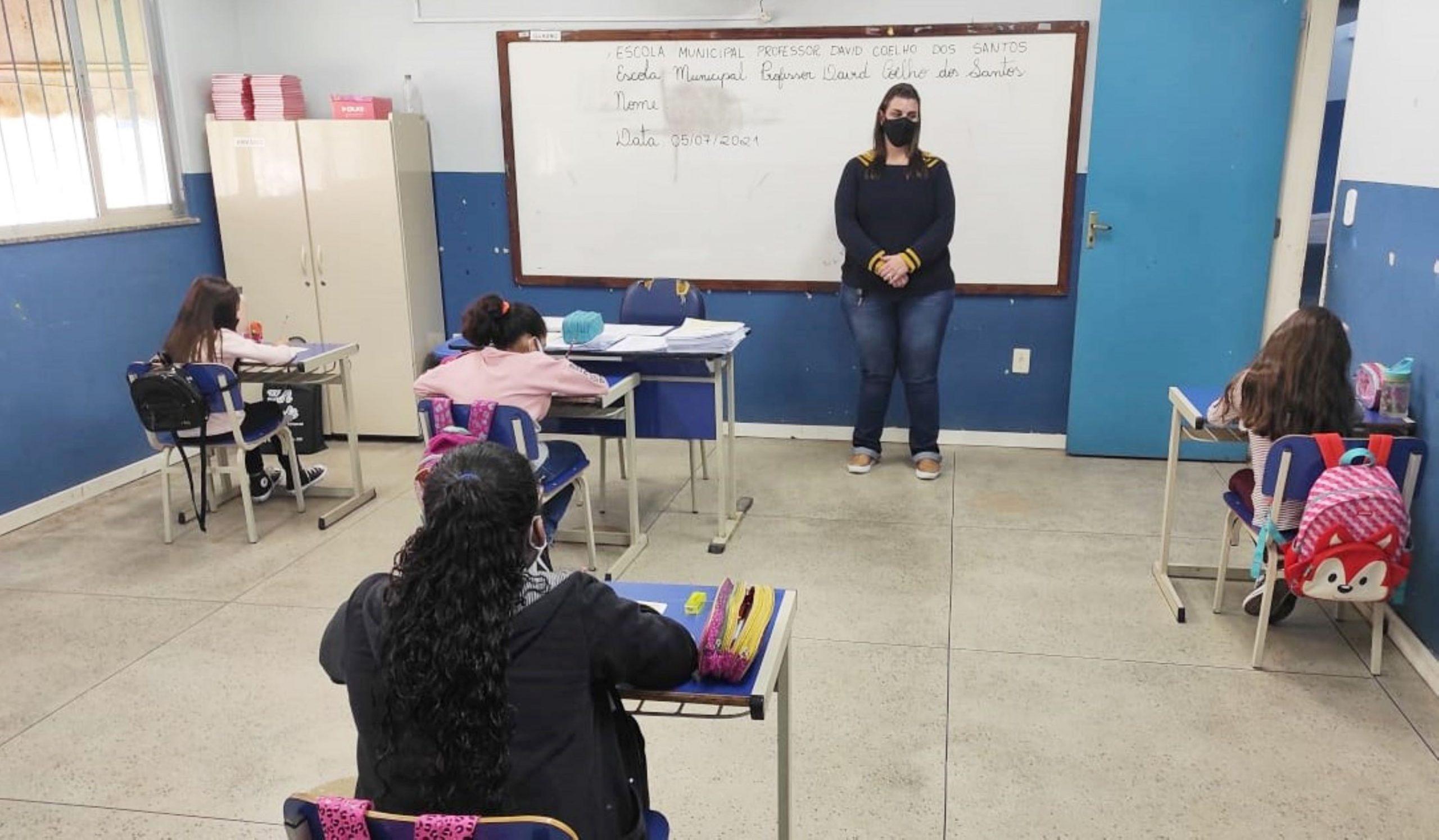 Escolas de Macuco concluem processo de avaliação