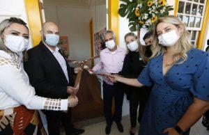 Governo estadual inaugura centro de atendimento LGBT em Miracema