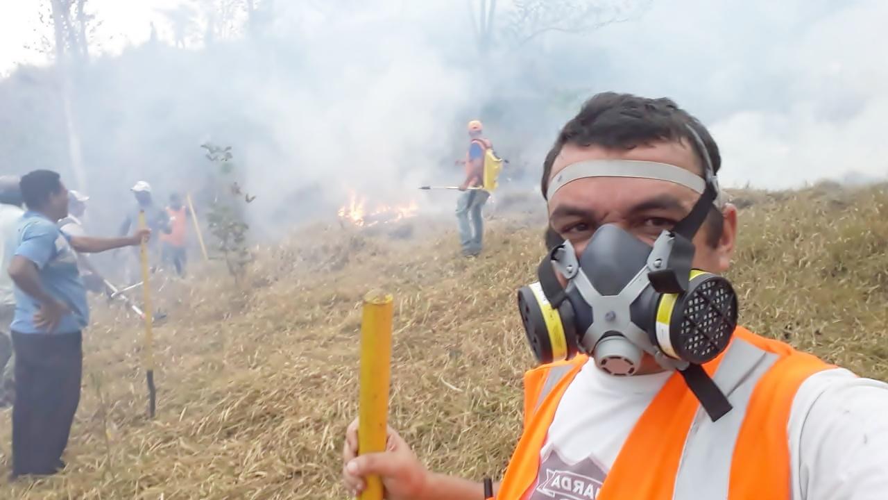 Prefeitura de Trajano de Moraes adere à campanha programa Fumaça Zero, apague essa idéia