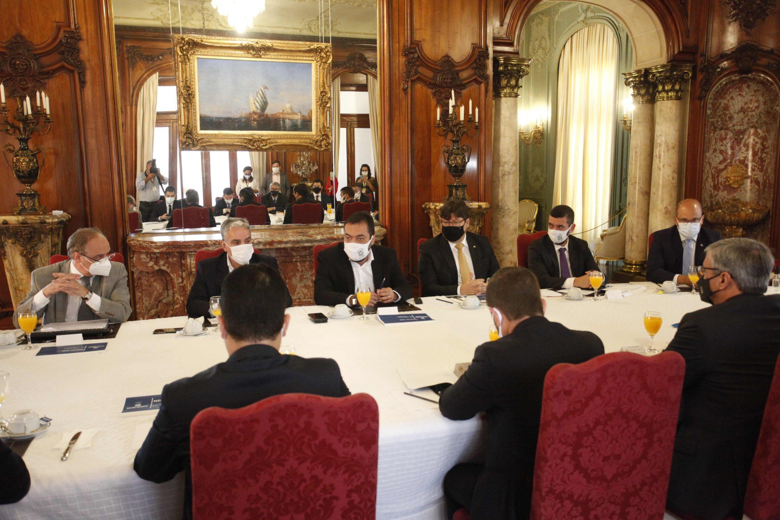 Estado entrega à Alerj medidas para aderir ao Regime de Recuperação Fiscal