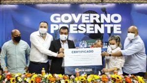 Municípios receberão certificados de participação na concessão dos serviços de saneamento da Cedae nesta quinta-feira (16/09).