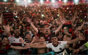 """Dirigente do Flamengo comemora liberação da torcida no Rio: """"A Nação merece"""""""